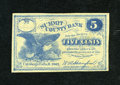 Obsoletes By State:Ohio, Cuyahoga Falls, OH- W.A. Hanford 5¢ 1862. ...