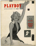 Magazines:Miscellaneous, Playboy #1 (HMH Publishing, 1953) Condition: FN....