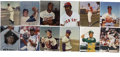 Autographs:Photos, American League Stars Signed Photographs Lot of 22. Twenty-twosigned photos are available here from past stars of the Amer...