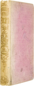 Books:First Editions, Charles Dickens. The Two Daughters from The Martin Chuzzlewit ofCharles Dickens. Illustrated by Darley. New Yor...