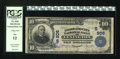National Bank Notes:Kentucky, Lexington, KY - $10 1902 Plain Back Fr. 630 The First & City NBCh. # (S)906. ...