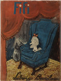 Books:First Editions, Ludwig Bemelmans. Fifi. New York: Simon and Schuster,[1940]....