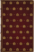 Books:First Editions, George Gordon, Lord Byron. Hebrew Melodies. London: JohnMurray, 1815....