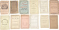 Books:Fiction, Charles Dickens. Collection of Dickens in Original Wrappers andAssorted Ephemera, including:...