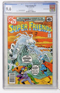Bronze Age (1970-1979):Superhero, Super Friends #17 Don Rosa Collection (DC, 1979) CGC NM+ 9.6 White pages....