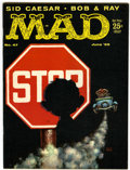 Magazines:Mad, Mad #36-99 Group (EC, 1957-65).... (Total: 64 Comic Books)