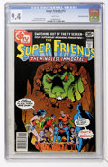 Bronze Age (1970-1979):Superhero, Super Friends #13 Don Rosa Collection (DC, 1978) CGC NM 9.4 White pages....