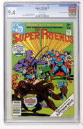 Bronze Age (1970-1979):Superhero, Super Friends #6 Don Rosa Collection (DC, 1977) CGC NM 9.4 White pages....