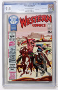 Bronze Age (1970-1979):Western, Super DC Giant #15 Western Comics - Don Rosa Collection (DC, 1970) CGC NM 9.4 Off-white to white pages....