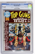 Bronze Age (1970-1979):Western, Super DC Giant #14 Top Guns of the West - Don Rosa Collection (DC, 1970) CGC NM 9.4 Off-white to white pages....