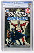 Bronze Age (1970-1979):Horror, The Phantom Stranger #34 Don Rosa Collection (DC, 1974) CGC NM 9.4Off-white to white pages....