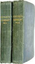 Books:First Editions, Charles Dickens. Bentley's Miscellany. London: RichardBentley, 1837.... (Total: 2 Items)