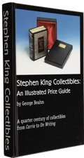 Books:Signed Editions, [Stephen King]. George Beahm. Stephen King Collectibles:An Illustrated Price Guide. [Williamsburg, VA: ...