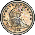 Proof Seated Dimes, 1839 10C No Drapery PR62 PCGS....