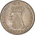 Colombia, Colombia: Republic - Cundinamarca 8 Reales 1821-JF Bogota,...