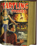 Pulps:Science Fiction, Startling Stories Bound Volumes Group (Standard, 1939-50)....