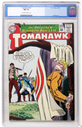 Silver Age (1956-1969):Adventure, Tomahawk #97 (DC, 1965) CGC NM 9.4 Cream to off-white pages....