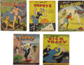 Books:Children's Books, Five Vintage Pleasure Books Pop-Up Books, including:... (Total: 5Items)