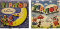 Books:Children's Books, Two Tip + Top Pop-Up Books, including:... (Total: 2 Items)