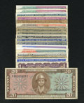 Military Payment Certificates:Series 461, MPC Call Up - Very Good or Better.... (Total: 20 notes)