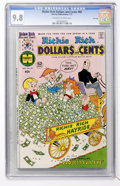 Bronze Age (1970-1979):Cartoon Character, Richie Rich Dollars and Cents #80 File Copy (Harvey, 1977) CGCNM/MT 9.8 Off-white to white pages....