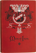 Books:First Editions, Howard Pyle. Men of Iron. Illustrated. New York: Harper& Brothers, 1892....