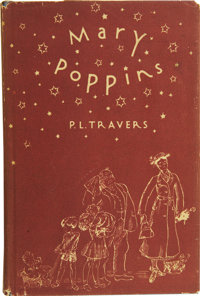 P. L. Travers. Mary Poppins. Illustrated by Mary Shepard. New York: Reynal & Hitchco