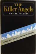 Books:First Editions, Michael Shaara. The Killer Angels. A Novel. New York: DavidMcKay Company, [1974]....