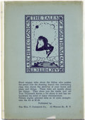 Books:Signed Editions, [Rockwell Kent, illustrator]. [Frederick Squires].Architec-tonics. The Tales of Tom Thumtack Architect.Volume On...