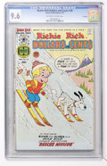 Bronze Age (1970-1979):Cartoon Character, Richie Rich Dollars and Cents #78 File Copy (Harvey, 1977) CGC NM+9.6 Off-white to white pages....