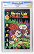 Bronze Age (1970-1979):Cartoon Character, Richie Rich Dollars and Cents #68 File Copy (Harvey, 1975) CGC NM+9.6 Off-white to white pages....