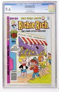 Modern Age (1980-Present):Humor, Richie Rich #216 File Copy (Harvey, 1982) CGC NM+ 9.6 Off-white towhite pages....
