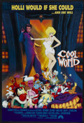 "Movie Posters:Animated, Cool World (Paramount, 1992). One Sheet (27"" X 40"") SS.Animated...."
