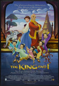 "Movie Posters:Animated, The King and I Lot (Warner Brothers, 1999). One Sheets (2) (27"" X 40"") DS Advance. Animated.... (Total: 2 Items)"
