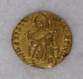 Ancients:Byzantine, Ancients: Basil I, with Constantine....