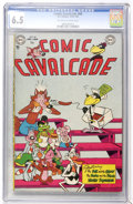 Golden Age (1938-1955):Funny Animal, Comic Cavalcade #60 (DC, 1953) CGC FN+ 6.5 Off-white to whitepages....