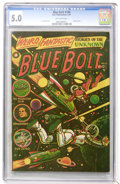 Golden Age (1938-1955):Science Fiction, Blue Bolt #108 (Star Publications, 1951) CGC VG/FN 5.0 Off-whitepages....