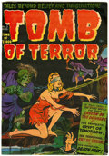 Golden Age (1938-1955):Horror, Tomb of Terror #3 File Copy (Harvey, 1952) Condition: FN+....