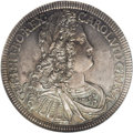 Austria: , Austria: Charles VI Taler 1724 Hall, KM693, Davenport 1054, MS64NGC, beautifully toned, a classic example of this meticulouslyprodu...