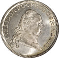 German States:Bavaria, German States: Bavaria. Karl Theodor Taler 1782-AS, KM258.3,Davenport 1959, MS65 NGC, a spectacular example with intense mintbrilliance a...