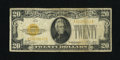 Small Size:Gold Certificates, Fr. 2402 $20 1928 Gold Certificate. Very Good.. The edges and color are nice for the grade. ...