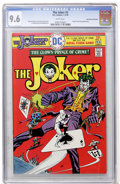 Bronze Age (1970-1979):Superhero, The Joker #5 (DC, 1976) CGC NM+ 9.6 White pages....