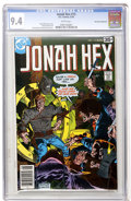 Bronze Age (1970-1979):Western, Jonah Hex #15 Don Rosa Collection (DC, 1978) CGC NM 9.4 White pages....