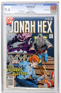 Bronze Age (1970-1979):Western, Jonah Hex #13 Don Rosa Collection (DC, 1978) CGC NM+ 9.6 White pages....