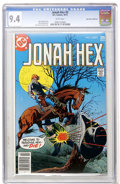 Bronze Age (1970-1979):Western, Jonah Hex #5 Don Rosa Collection (DC, 1977) CGC NM 9.4 White pages....