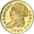 Early Quarter Eagles, 1808 $2 1/2 MS61 NGC....