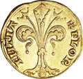 Italy, Italy: Florence. Gold Florin ND (1252-1422),...