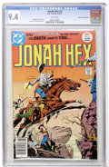 Bronze Age (1970-1979):Western, Jonah Hex #2 Don Rosa Collection (DC, 1977) CGC NM 9.4 White pages....