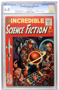 Golden Age (1938-1955):Horror, Incredible Science Fiction #30 (EC, 1955) CGC FN 6.0 Off-whitepages....