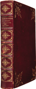 "Books:First Editions, Charles Dickens. The Story of His Life. By the Author of the""Life of Thackeray."" London: John Camden Hotten, [1870]..."